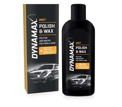DYNAMAX POLISH AND WAX