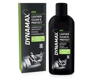 DYNAMAX LEATHER CLEAN AND PROTECT
